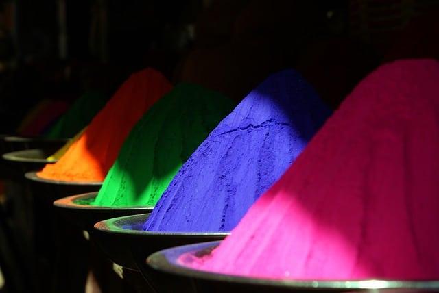 pewarna pigment
