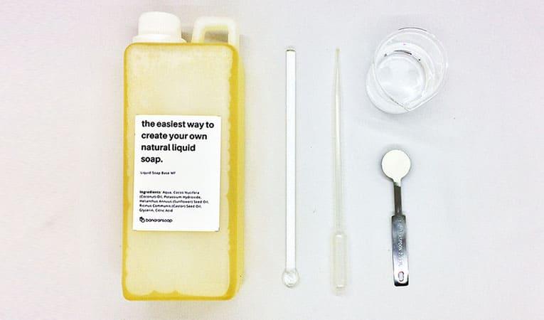 bahan pengental sabun hec