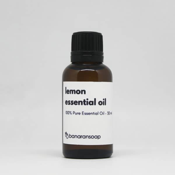 lemon essential oil 30 ml