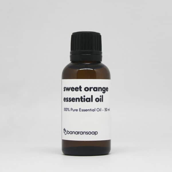 sweet orange essential oil 30 ml