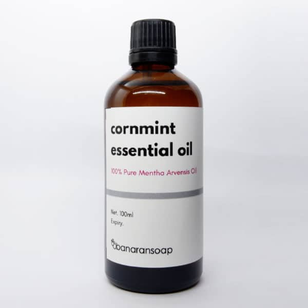 cornmint essential oil 100ml