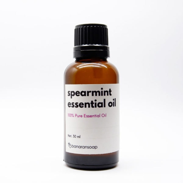 spearmint essential oil 30ml