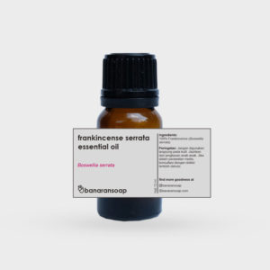 frankincense serrata 10 ml